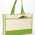 Personalized Contemporary Tote