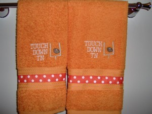 UT hand towels