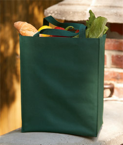 Personalized Recycled Shopping Bag